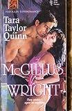 McGillus vs. Wright 9780373705849