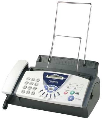Brother FAX-575 Personal FaxPhone and Copier FAX575 Office Equipment