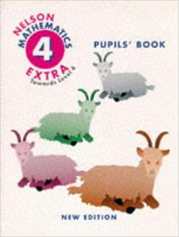 Nelson Mathematics - Towards Level 4 Teachers Action Pack New Edition: Nelson Mathematics - Extra Towards Level 4 Pupil 39:s Book New Edition: Towards Level 4 Extra Book