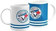 MLB Toronto Blue Jays Coffee Mug, 2-Pack