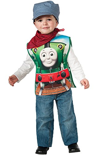 Rubies Thomas and Friends: Percy The Small Engine Costume, Child Small ()