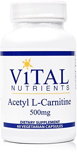 Vital Nutrients L Carnitine Supports Function product image