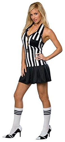 Foul Play Sexy Adult Referee Costume Size Small 6-8