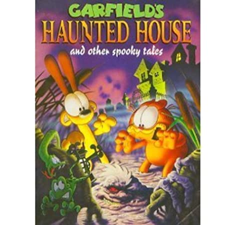 Garfield S Haunted House And Other Spooky Tales Davis Jim 9780816734825 Amazon Com Books