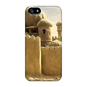 Mycase88 Slim Fit Protector BAg653UxPT Shock Absorbent Bumper Cases For Iphone 5/5s