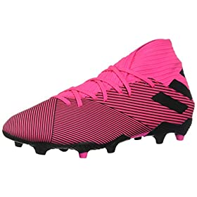 adidas Men's Nemeziz 19.3 Firm Ground Soccer Shoe