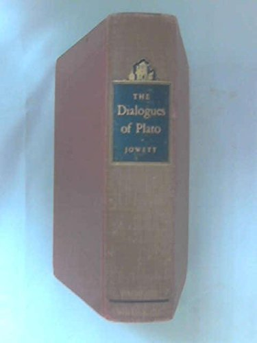 Dialogues of Plato: Volume 1