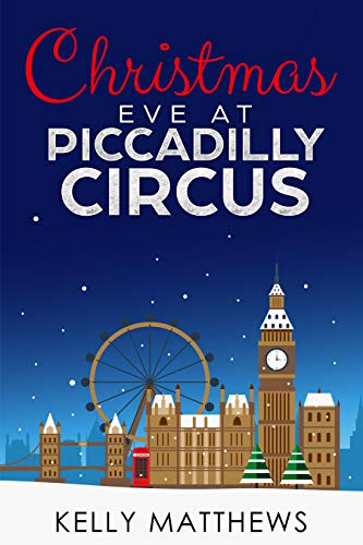 Christmas Eve at Piccadilly Circus (Christmas Circus Piccadilly)