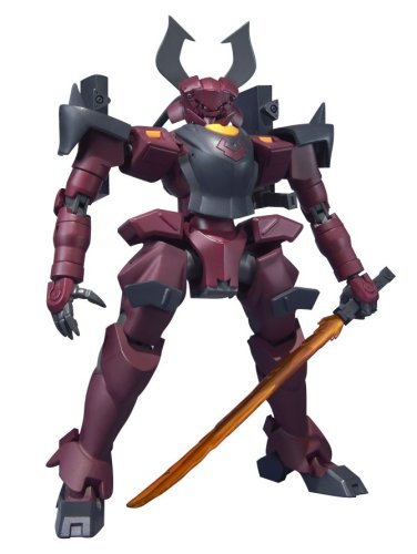 Gundam 00 Robot - Gundam 00 Bushido's Ahead: Robot Spirits Side MS Turn X