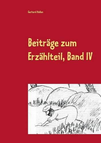 Beitrage Zum Erzahlteil, Band IV (German Edition) pdf