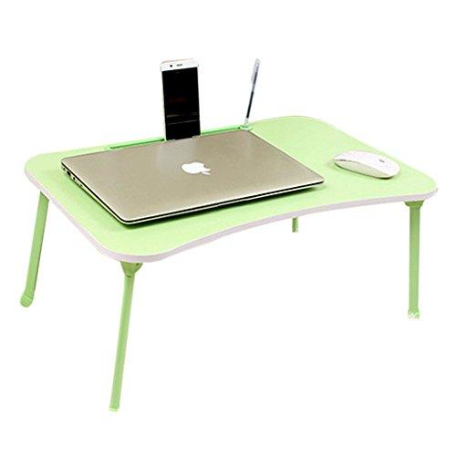 Amazon com: Laptop desk, bed computer desk, multi-function