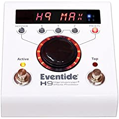 Eventide Announces H9 Control Android App for H9 Harmonizer Effects Processor