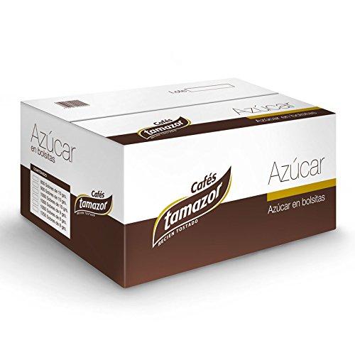 Tamazor - Azucar Sobres - 1000 SOBRES DE 9 Gr.: Amazon.es: Alimentación y bebidas