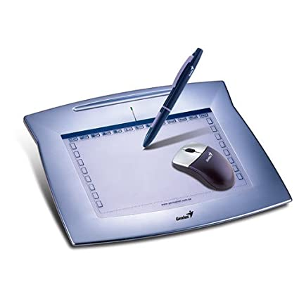 GENIUS MOUSEPEN 8X6 PEN TABLET WINDOWS 7 DRIVER DOWNLOAD