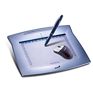 Genius MousePen 8X6 Graphic Tablet for Home and Office