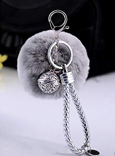 Llavero de felpa suave con diseño de campanilla de palacio ...