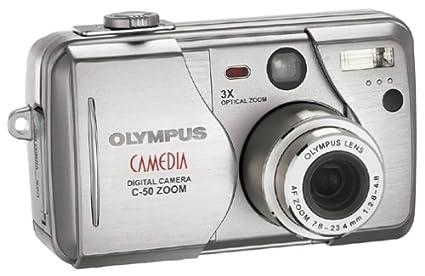 amazon com olympus camedia c 50 5mp digital camera w 3x optical rh amazon com Samsung Digimax olympus camedia c-50 zoom user manual