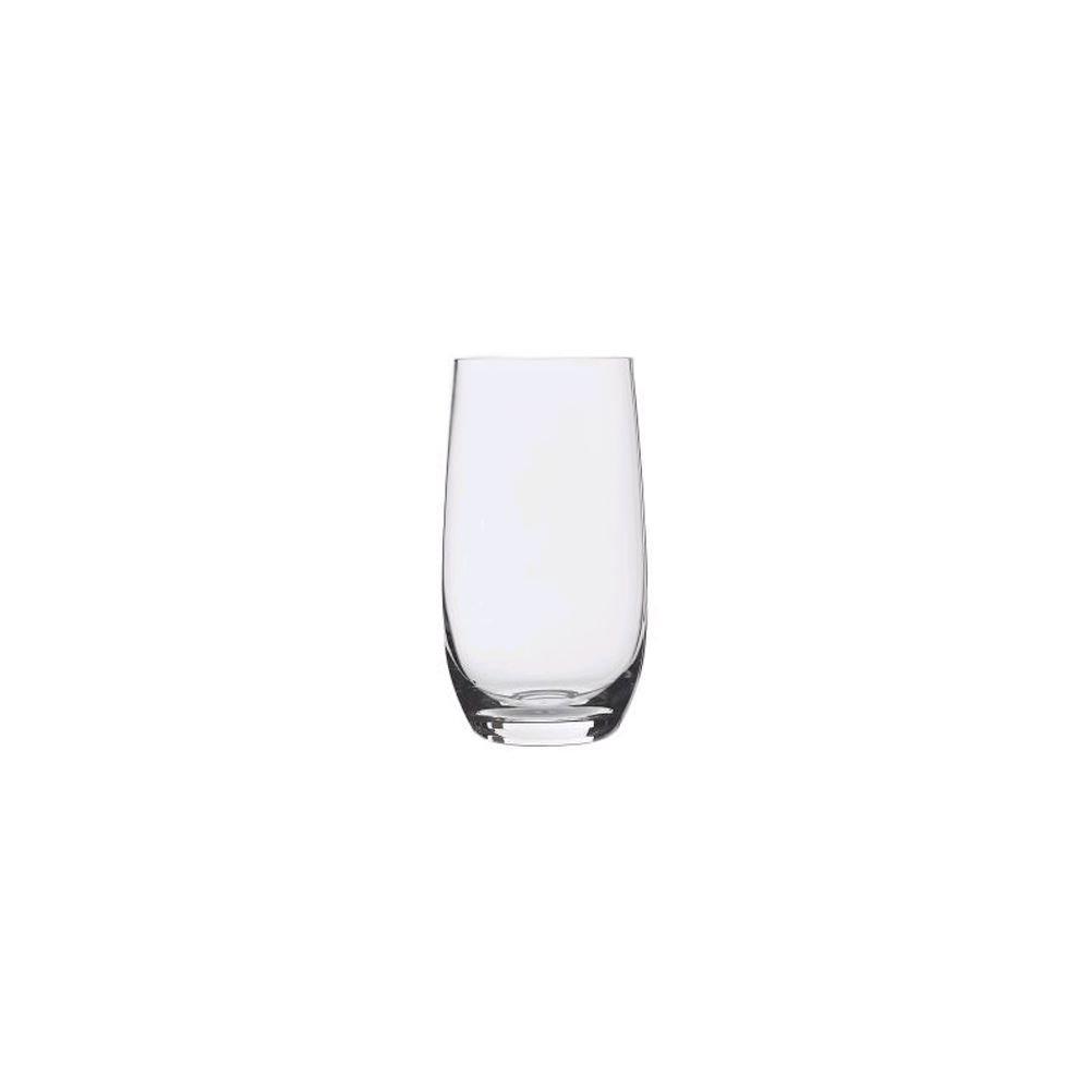 Steelite 4803R221 Rona Lunar 16-1/2 Oz Highball Glass - 24 / CS