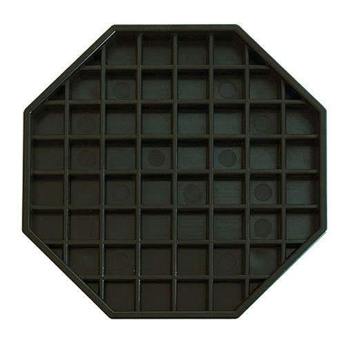 Oles' Coffee Countertop Octagon Drip Tray - 6