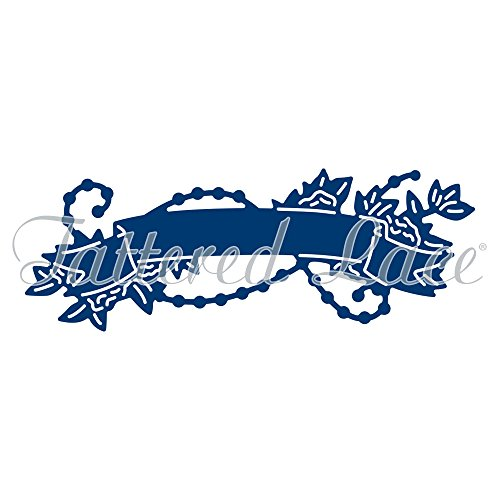 Tattered Lace Ribbon Swag Cutting Die D1186 by Tattered Lace