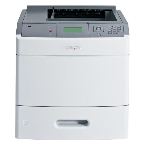 - Lexmark T654dn Monochrome Laser Printer - Refurbished