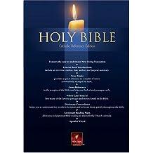 New Living Translation - Catholic Reference Edition: Bonded Leather - Black