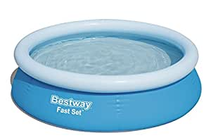 Bestway Fast Set Piscina, 198x51 cm: Amazon.es: Jardín