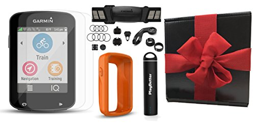 Garmin Edge 820 Gift Box Bundle with PlayBetter Silicone Cas