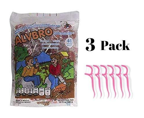 Amazon.com : Alvbro Pollito Asado Little Chicken Lollipop ...