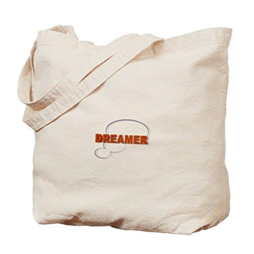 Dreamer 3D cotone borsa di tela