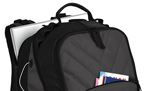 Broad Bay Best Oklahoma State Backpack Laptop Computer Bag by Broad Bay (Image #2)