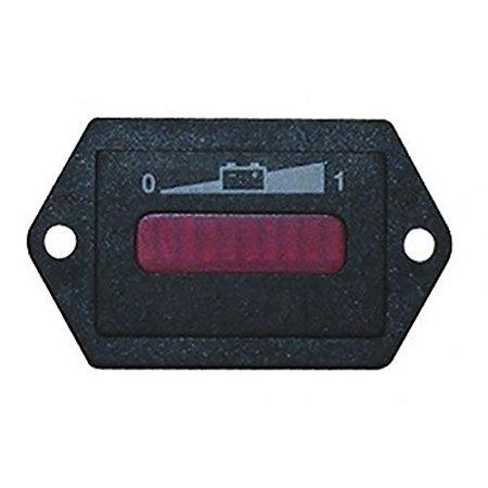 Led Battery Meter (10L0L 36 Volt Golf Cart LED Battery Charge Indicator Meter)