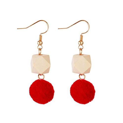 (925 sterling silver snowflake earrings female temperament Korea personalized simple wild winter new earrings earrings Chrisas)