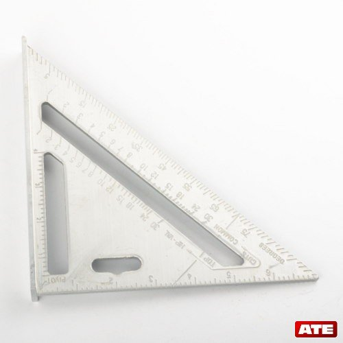 Aluminum Alloy Protractor, Try, Miter and Framing Square