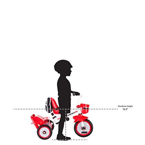 Schwinn Easy Steer Tricycle, Red/White by Schwinn (Image #5)