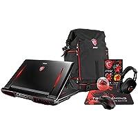 MSI GT73VR TITAN PRO-866 Enthusiast (i7-7820HK, 64GB RAM, 250GB NVMe SSD + 1TB HDD, NVIDIA GTX 1080 8GB, 17.3 Full HD 120Hz 5ms, Windows 10) VR Ready Gaming Notebook