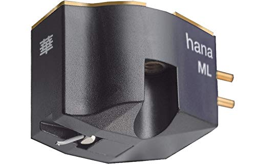 (Hana MC Moving-Coil Stereo Cartridge with Nude Microline Tip - ML (Low Output))