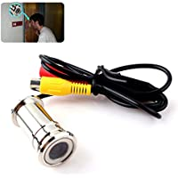 New Mini 1/4 CMOS Sensor Surveillance CCTV Door Eye Hole Security Color Camera
