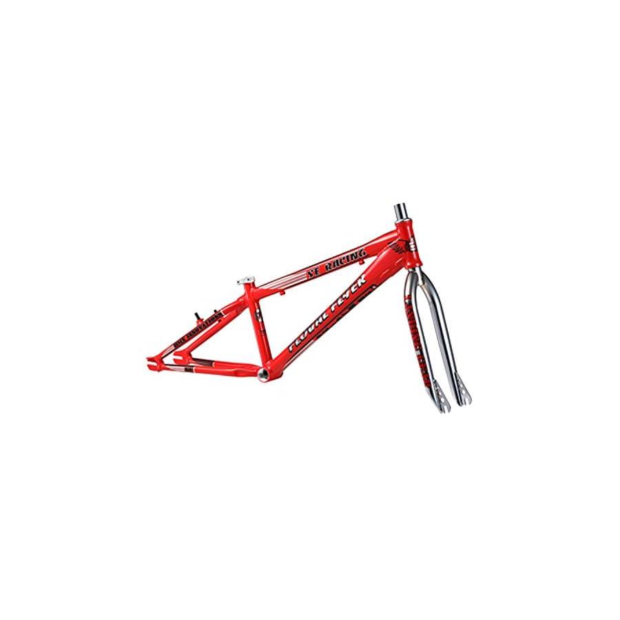 """SE Bikes Floval Flyer 24"""" BMX Frame 2019 24 RED"""