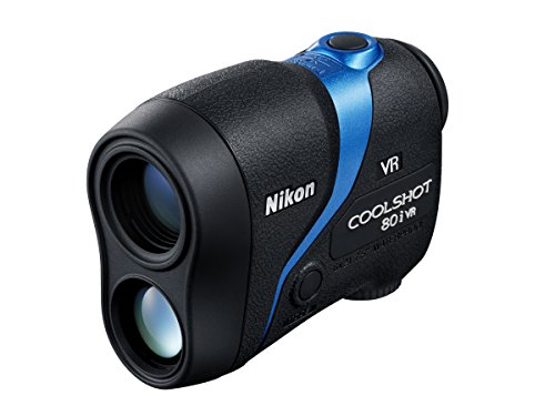Nikon golf laser rangefinder COOLSHOT 80i VR LCS80IVR(Japan Domestic genuine products) by Nikon