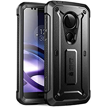 Amazon.com: SupCase Full-Body Case for Moto G6, with Built ...