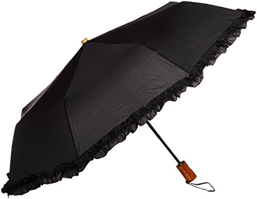 leighton-43-inch-arc-auto-o-c-wood-handle-black-black-ruffle-one-size