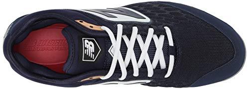 Men's Balance Navy Us 3000v4 Baseball White New Shoe 13 D q5SAdqxn