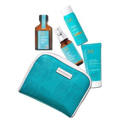 Moroccanoil Summer Travel Essentials Style Kit