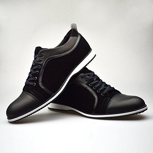 braun Schwarz Braun Conteyner Herren Sneaker RwY1tO