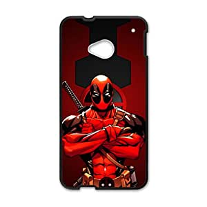 deadpool comic Phone high quality Case for HTC One M7