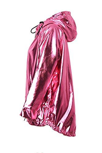 Femme Manteau Rose VILIER VILIER Manteau Femme VILIER Manteau Rose Femme fUwqWv