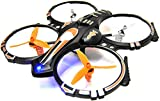 RC Stunt Drone Quadcopter w/ 360 Flip: Crash Proof, 2.4 GHz,...