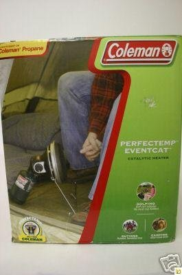 Amazon.com: Coleman eventcat matchlight portátil estufa ...