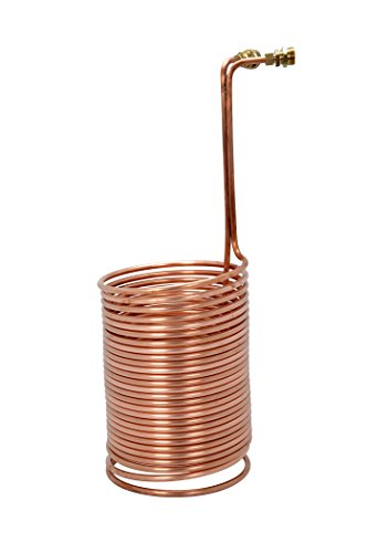 Polar Ware 005071 Wort Chipper Chiller, Copper by Polar Ware